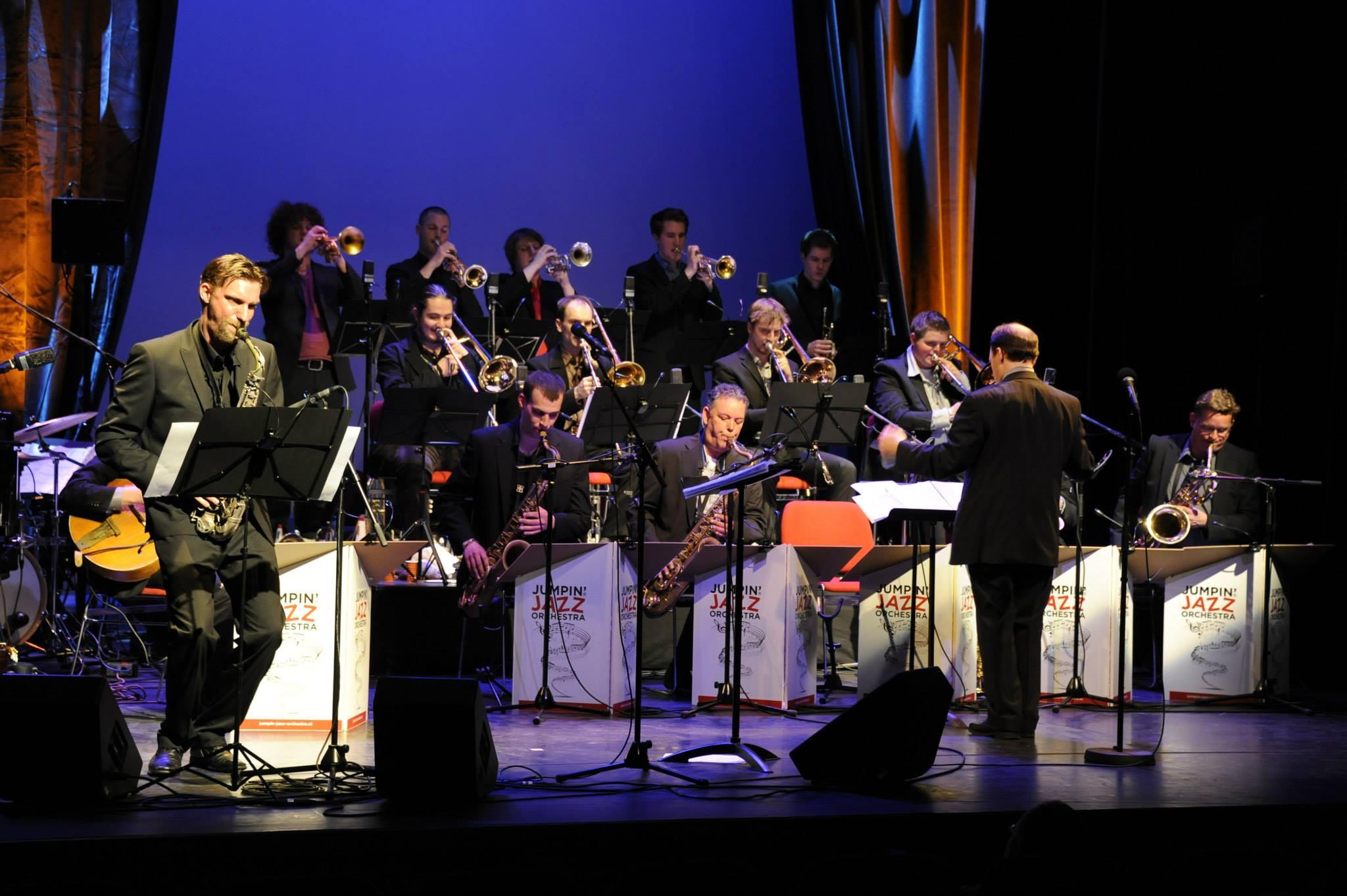 Northern European Jazz Orchestra-2