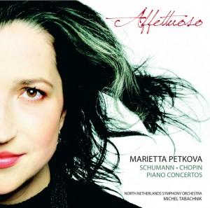CD Affettuoso Marietta Petkova