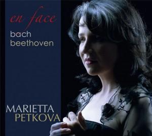 New CD release: Marietta Petkova 'EN FACE'