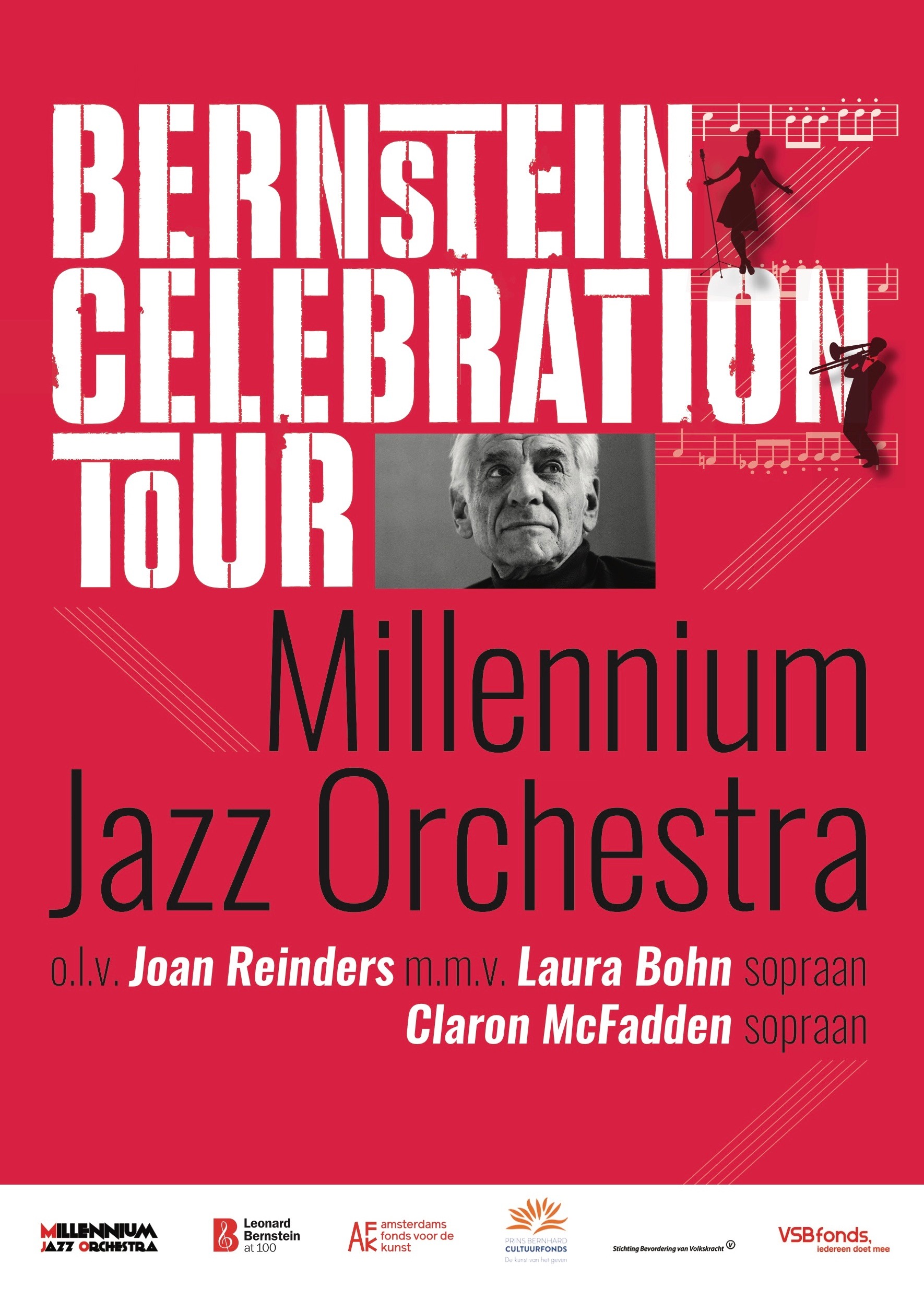 Bernstein Celebration Tour
