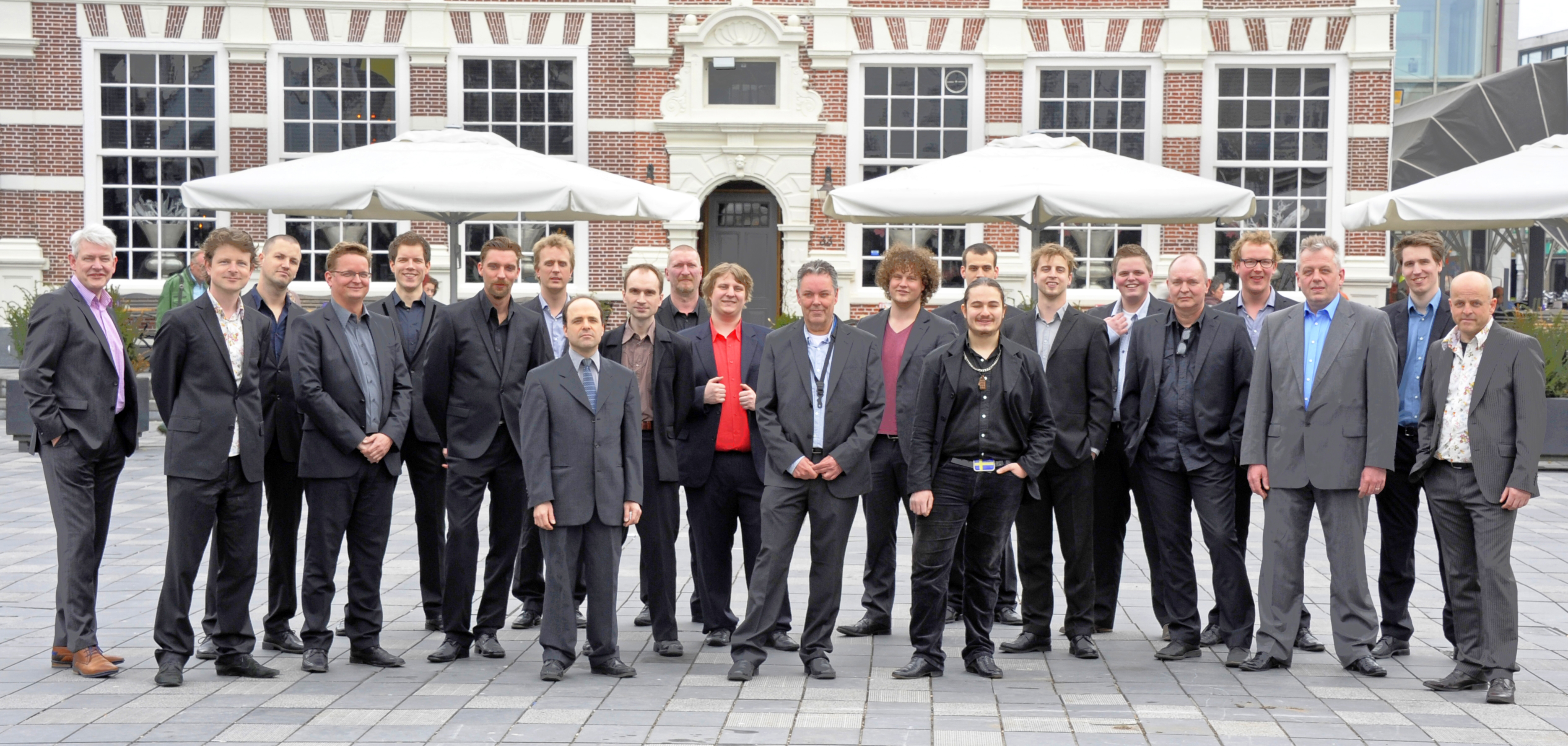 Northern European Jazz Orchestra